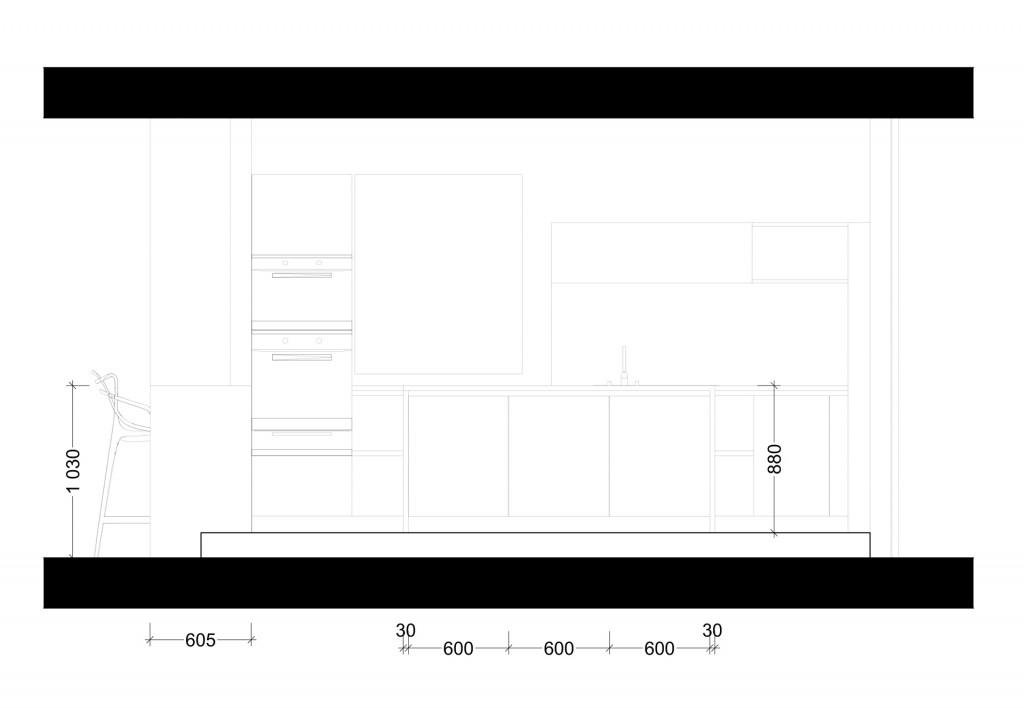 Plan Lacroix Design SA - Echelle(s): 1:25
