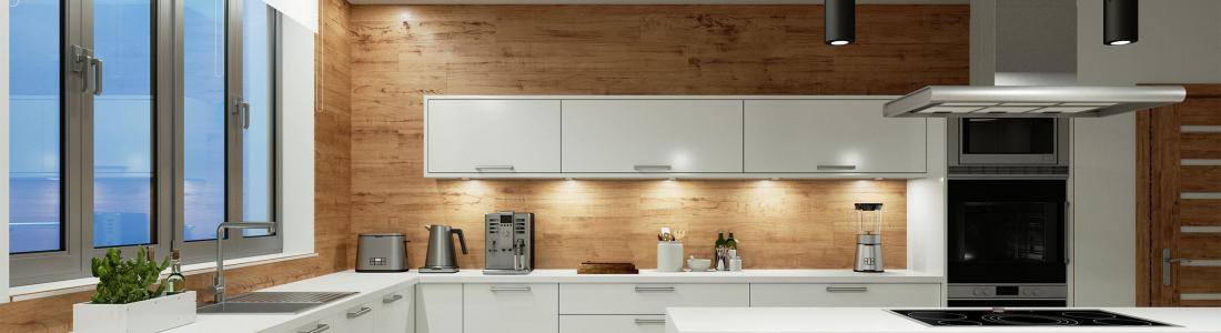 Comment réussir l\'éclairage de sa cuisine ? Designo Cuisine Suisse